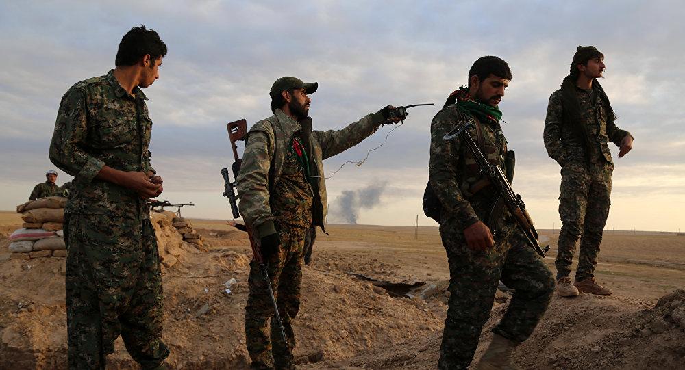 US-backed Forces Seize Large Chunk Of Area Northwest Of Deir Ezzor City