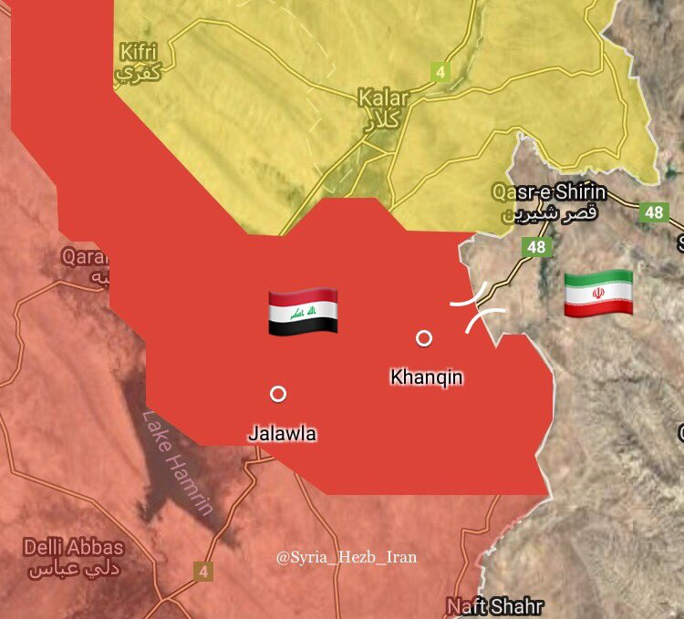 Iraqi Kurdistan Leadership Reach Deal With Baghdad: Kurdish Forces To Retreat To 2003 Borders - Media
