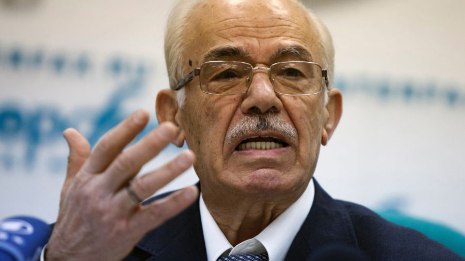 Saudi-Backed Syrian Opposition Leader Says Overthrowing Assad Is No longer Priority