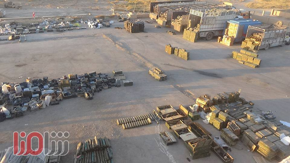 Syrian Army Captured Stunning Number Of ISIS Weapons And Military Equipment In Mayadin (Overview, Photos, Videos)