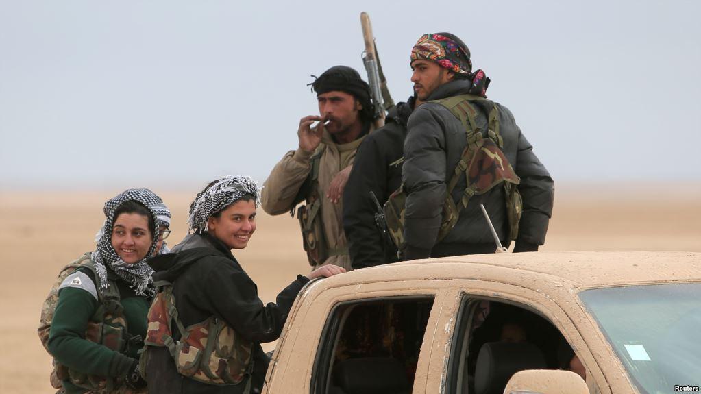 US-Backed SDF Makes More Gains In Al-Hasakah, Deir Ezzor And Raqqa