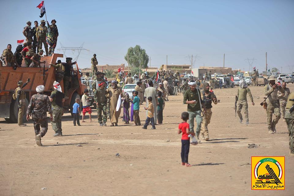 Iraqi Army Captures Strategic Fatha Area Southwest of Hawija (Photos, Videos, Map)