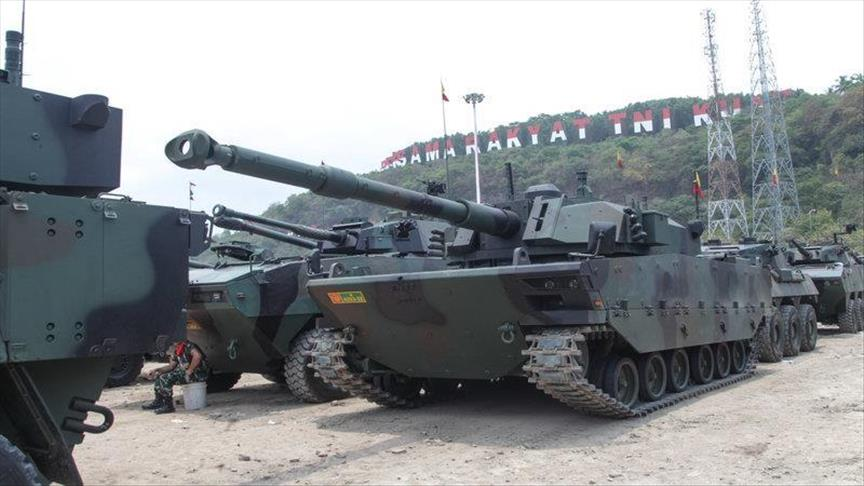 Turkish-Indonesian Kaplan Medium Tank Officially Appears On Public For First Time (Photos, Video)