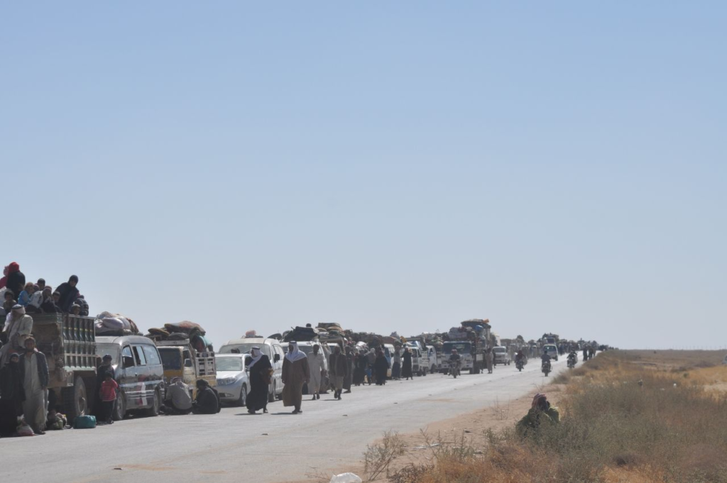 ISIS Killed 21 SDF Fighters In Deir Ezzor Province