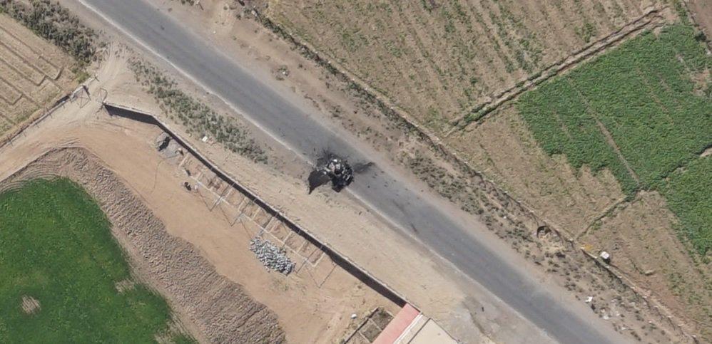 Kurdish Peshmerga Forces Use Gemran-Donated MILAN Missiles To Destroy Iraqi Equipment