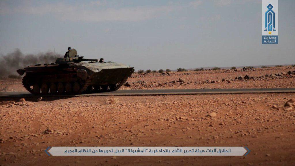 Syrian Army Killed 30 Al-Qaeda-Linked Militants  In Northern Hama (Map, Photos)