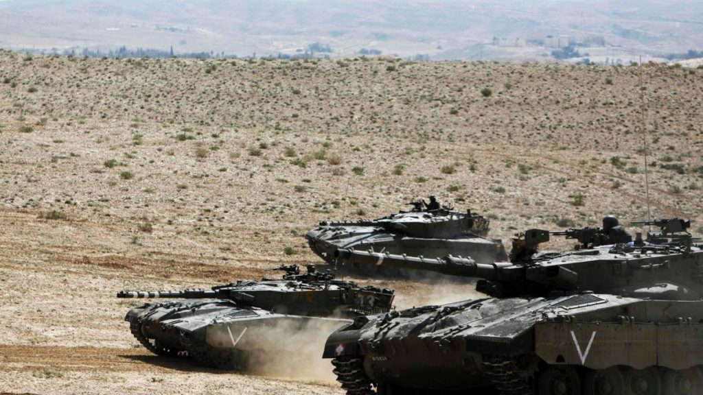 Israeli Defense Forces: Military Capabilities, Scenarios for the Third Lebanon War