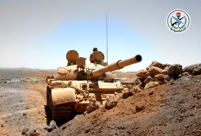 Syrian Army Repelled ISIS Attack Around Al-Sukhnah Town