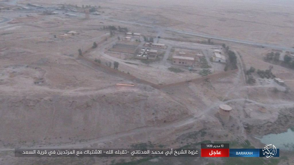 ISIS Conducted Counter-Attack Against US-backed Forces In Northern Deir Ezzor (Photos)
