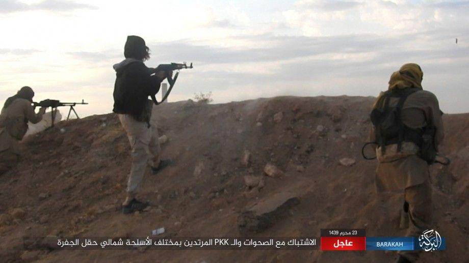 ISIS Recaptures 5 Positions From US-backed Forces In Northern Deir Ezzor Countryside