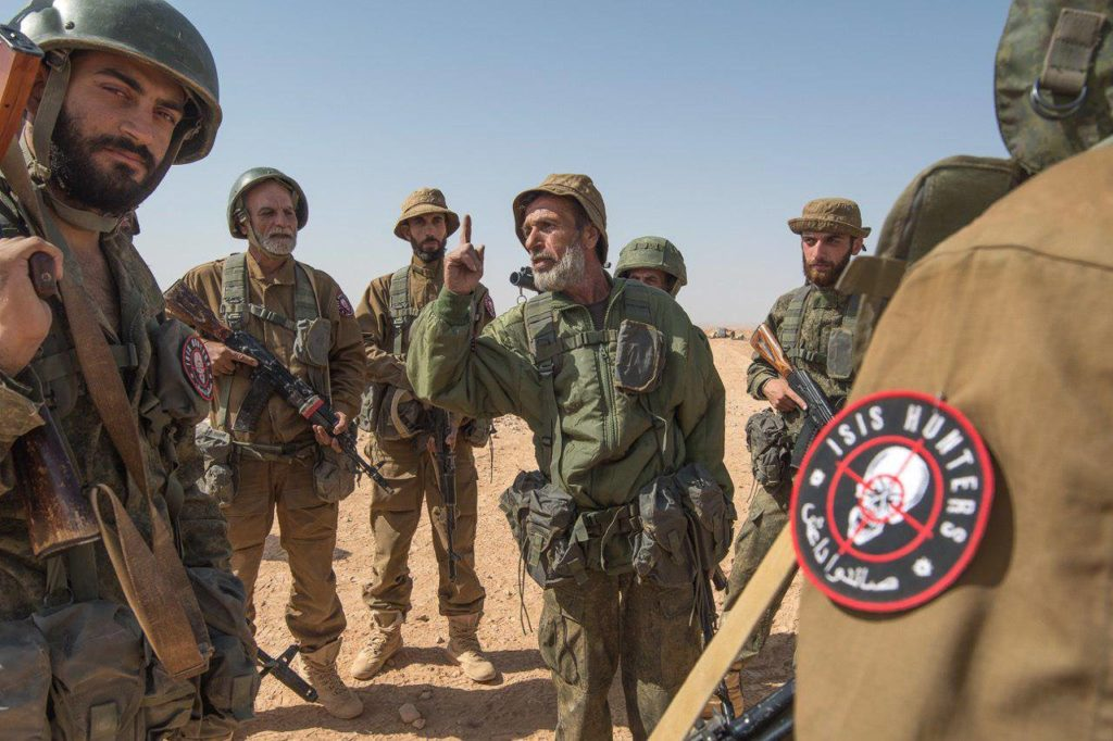 5th Assault Corps Reinforcements Deploy To Eastern Bank Of Euphrates For Battle Against ISIS (Photos)