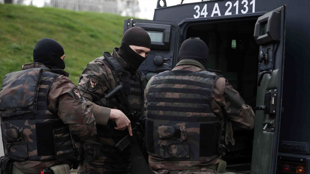 Turkish Authorities Arrested Supposedly Killed ISIS Commander In Ankara