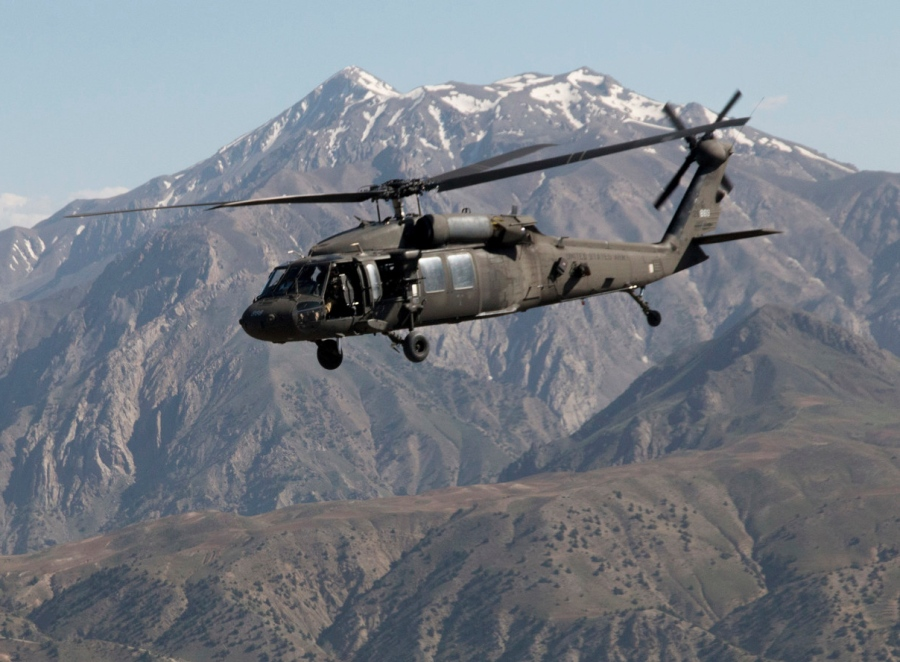 US Helicopter Crashed In Afghanistan. Taliban Claims Its Members Downed It