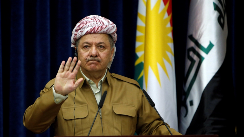 Kurdistan Region President May Resign Following Region's Failed Attempt To Secede From Iraq