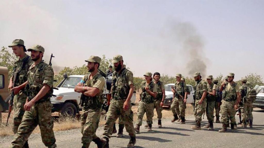 Clashes Erupt Between Turkish-backed Groups In Aleppo. Ankara Deploys More Troops In Idlib