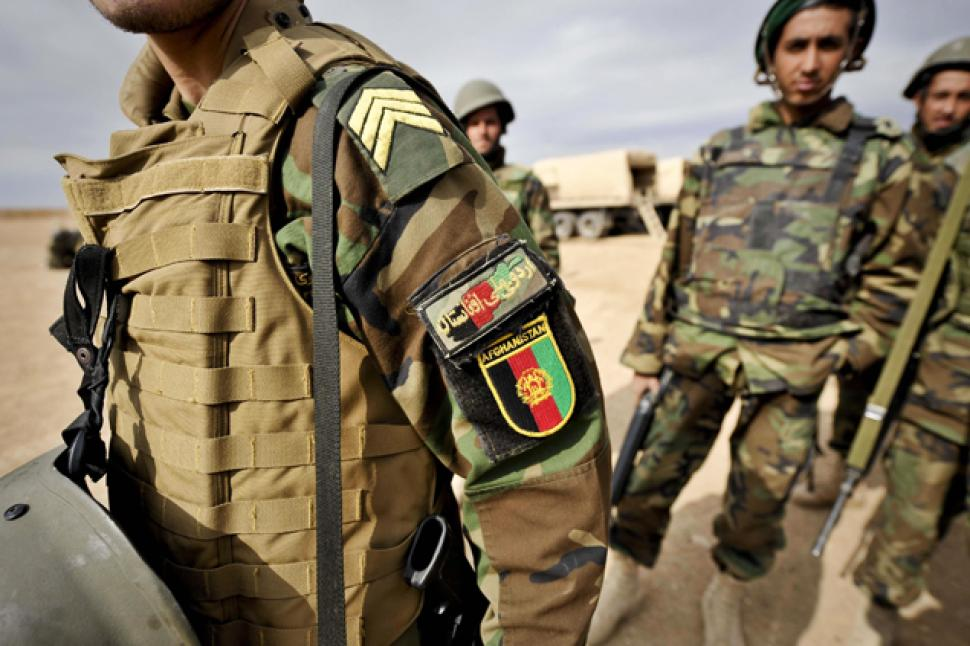 Afghan Army Captures Two Strongholds Of Taliban In Kunduz Province