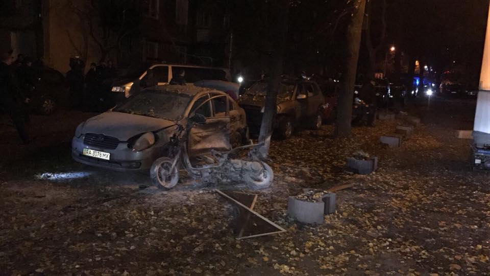 Ukrainian MP Injured, His Bodyguard Killed In Explosion In Kiev
