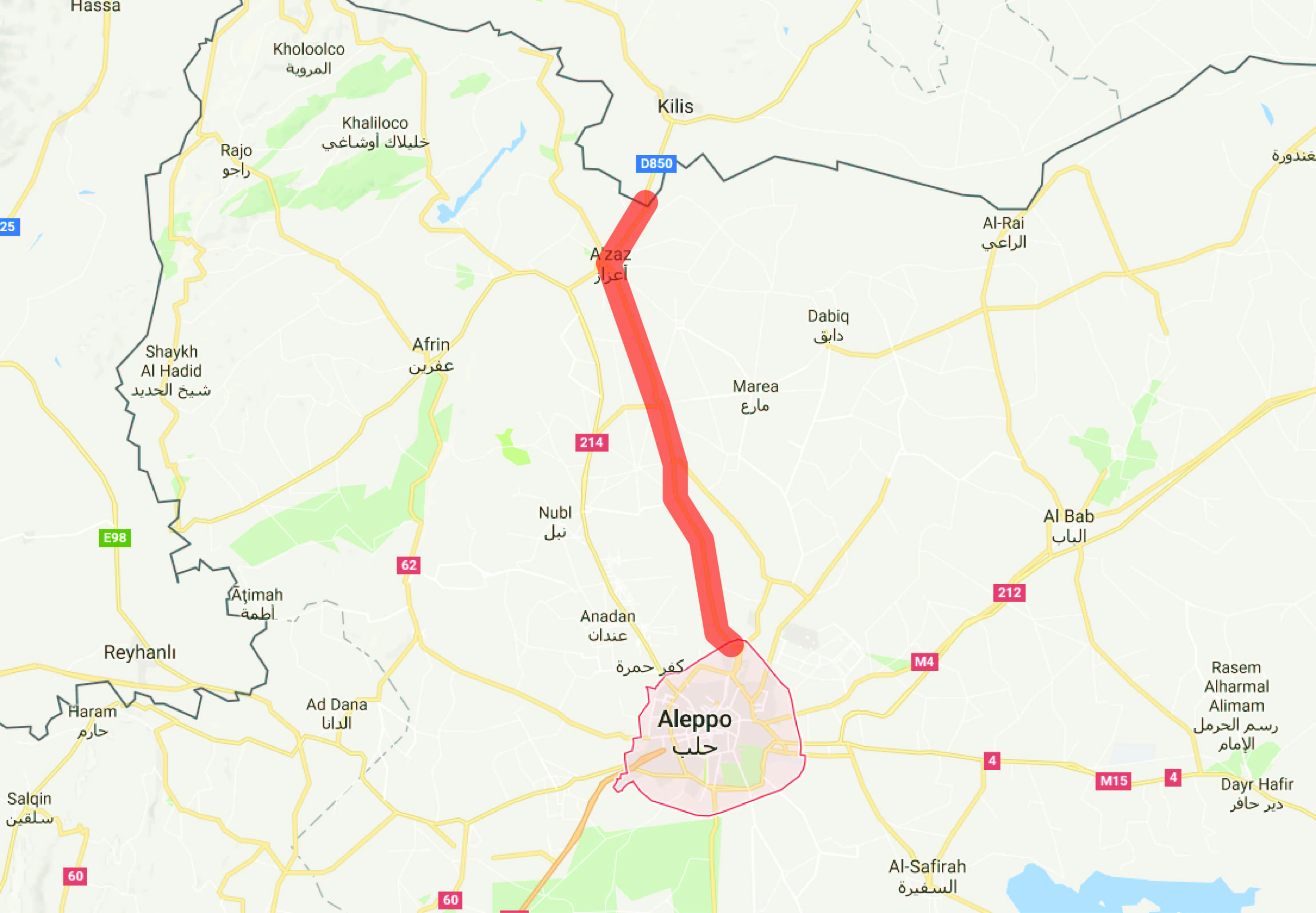 Syrian Democratic Forces Handed Over Ming Airbase In Aleppo Countryside To Russian Military