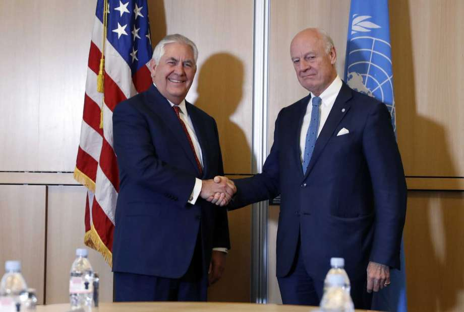 Tillerson: Reign Of Assad Family Is Coming To End