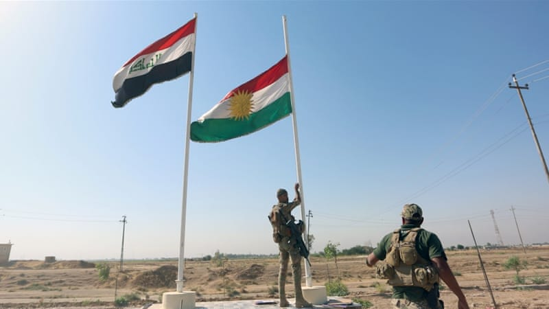 Kurdistan Political Parties Blame Each Other For Losing Kirkuk City To Iraqi Army