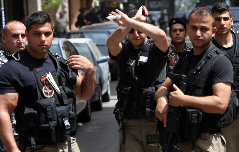 Security Forces Arrest ISIS Cell In Southern Lebanon