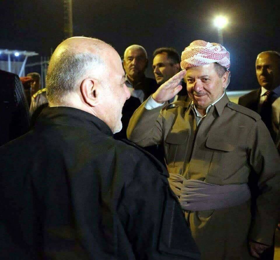 Barzani Stepping Down From Kurdistan Region Presidency