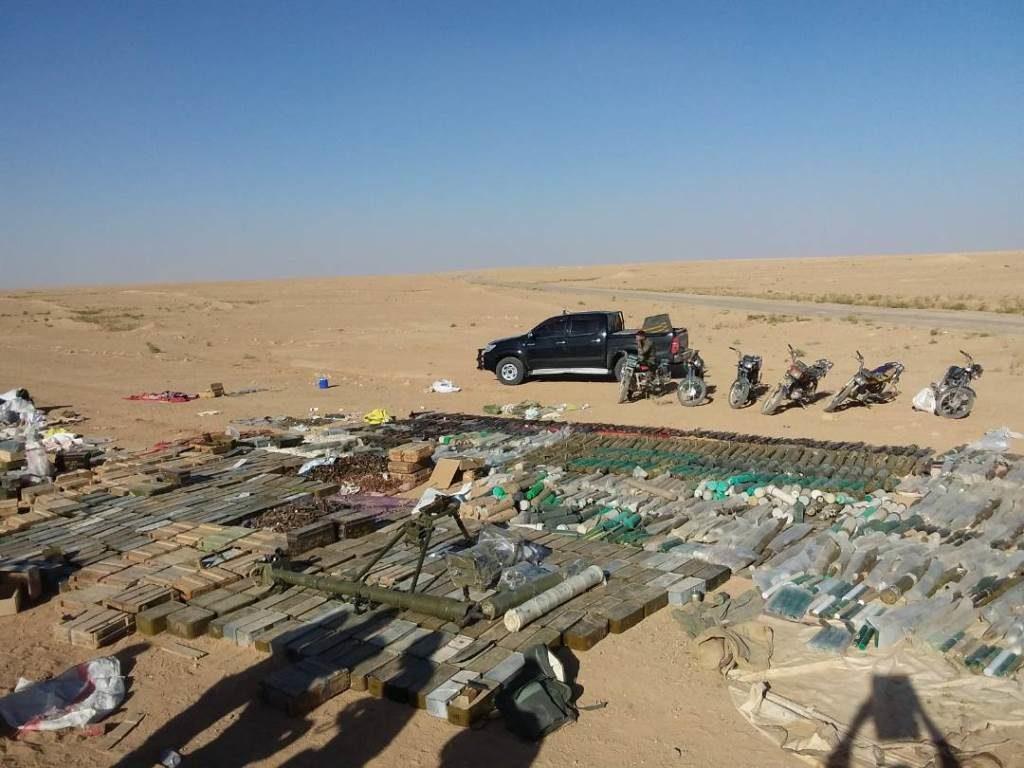 US-backed Forces Cross Khabur River In Deir Ezzor, And Reaches Markada In Al-Hasakah
