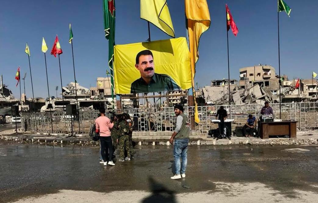 Syrian Democratic Forces Capture Rubidah Town in Deir Ezzor, Forbid Civilians From Returning To their Homes In Raqqa City