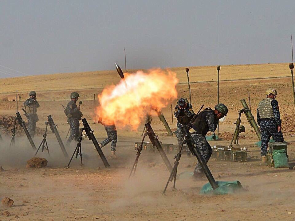 Iraqi Army Vows To Isolate Kurdistan Region Forces From Syrian Border