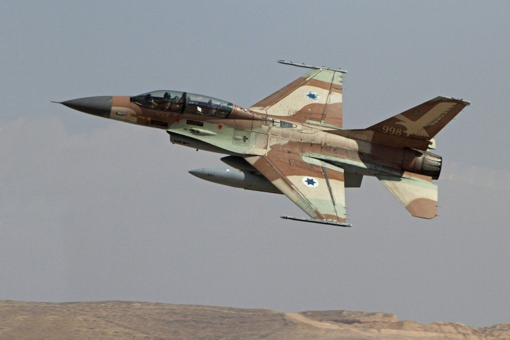 Israel Asks For Air Corridor To Provide Assistance To Iraqi Kurdistan In Its Standoff Against Federal Government - Reports