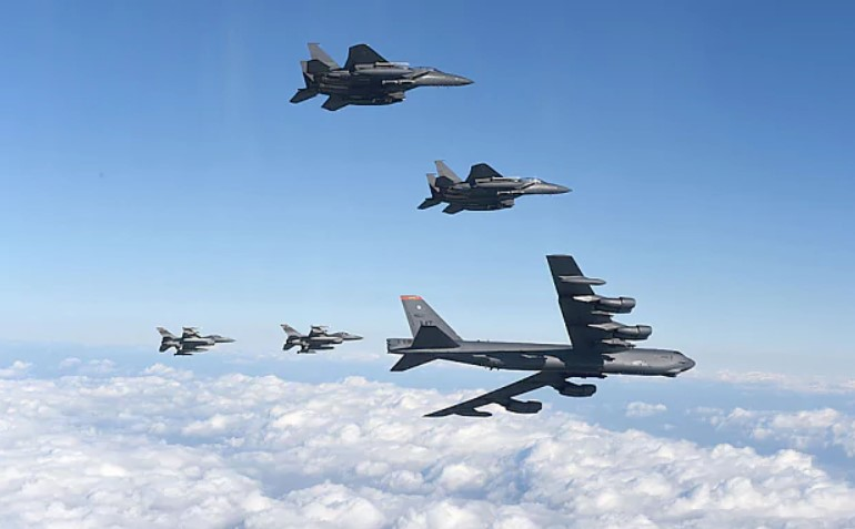 U.S. Is Not Impressed By North Korean Threats To Down Its Planes