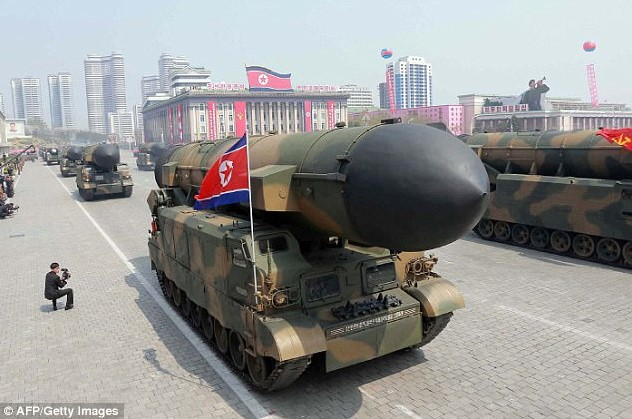 North Korea Is Going To Test Missile Capable of Reaching US West Coast