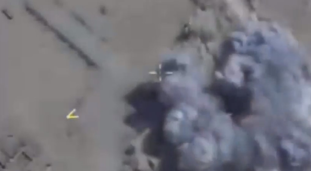 Russian Defense Ministry Released New Videos Showing Airstrikes In Syria