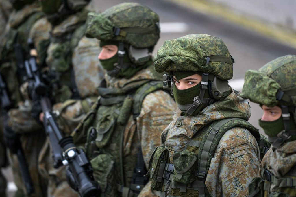 Russian Defense Ministry Denies Two Russian Soldiers Being Taken Prisoner By ISIS