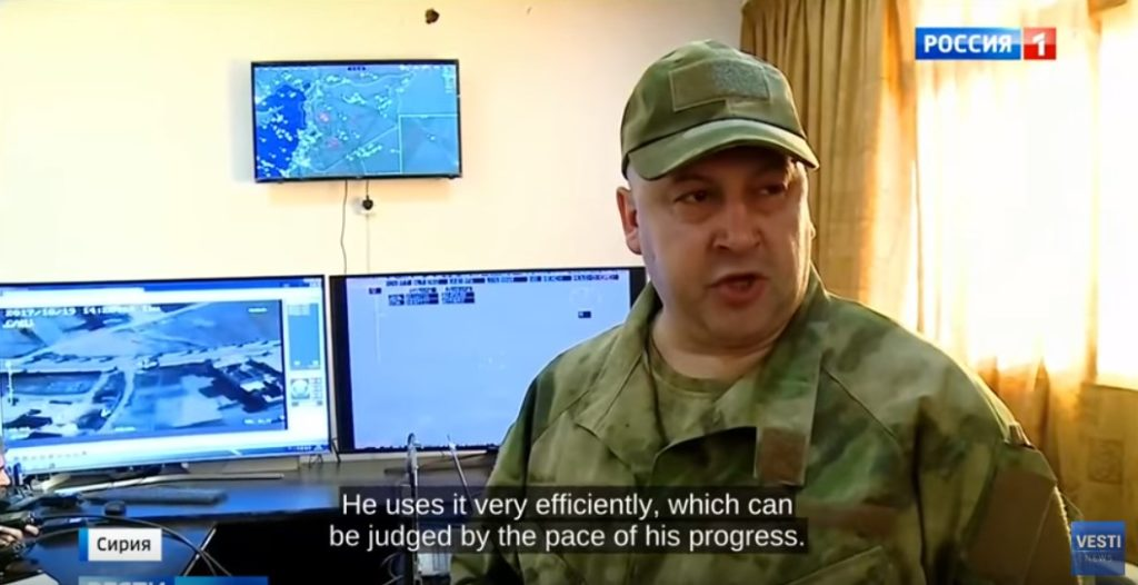 Videos: Russian And Syrian Generals Oversee Operation Against ISIS Near Mayadin City