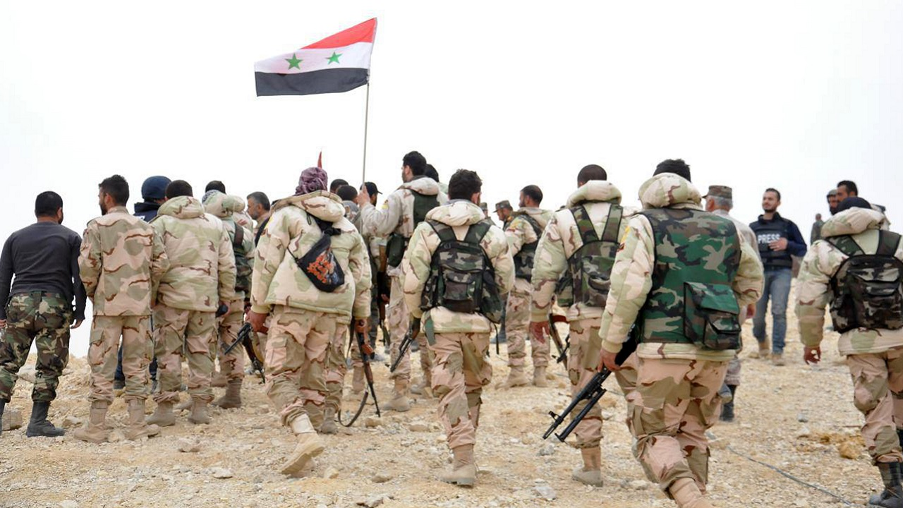 Syrian Army And Iranian-backed Forces Withdraw From Key Positions In Southwestern Aleppo
