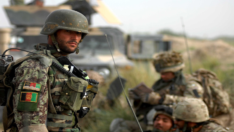 Afghan Army Recaptures Strategic Valley North Of Kabul City