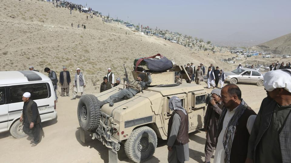 Taliban Strikes Kabul City Again, Kills 15 Afghan Soldiers