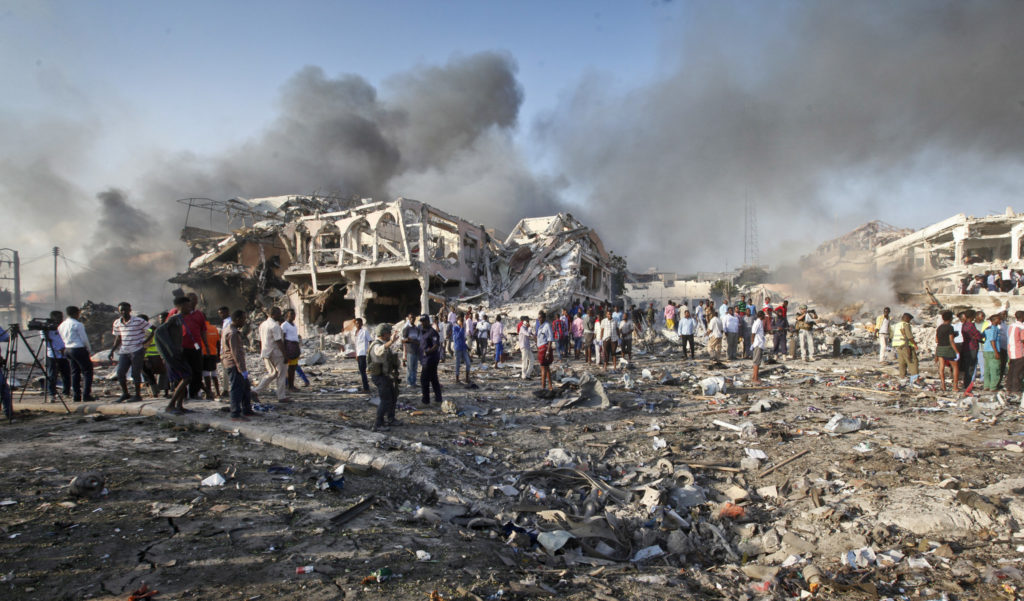 231 Civilians Killed In Terrorist Attack In Somalia's Capital
