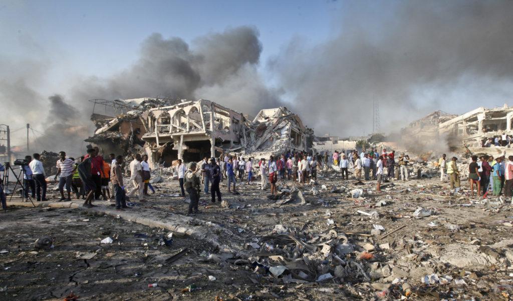 231 Civilians Killed In Terrorist Attack In Somalia's Capital