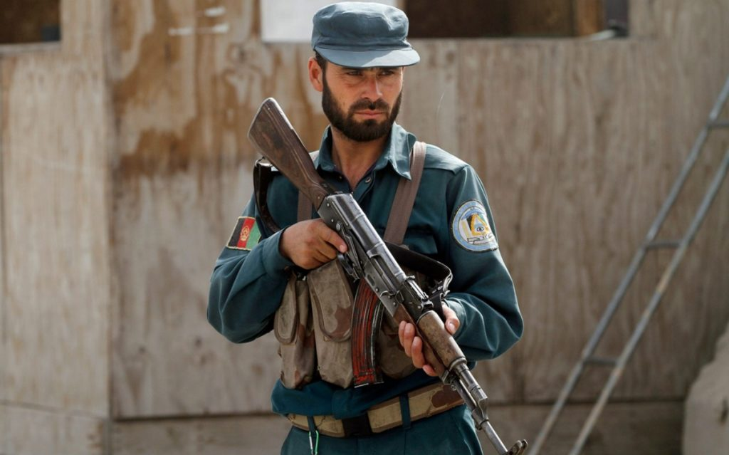 Afghan Security Forces Foil Suicide Attack In Kabul