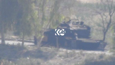 Iraqi Army Advances Towards Iraqi-Turkish Border