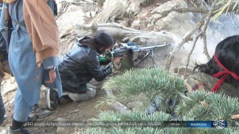 ISIS Expands In Afghanistan, Attacks Taliban, Army Positions (Photos)