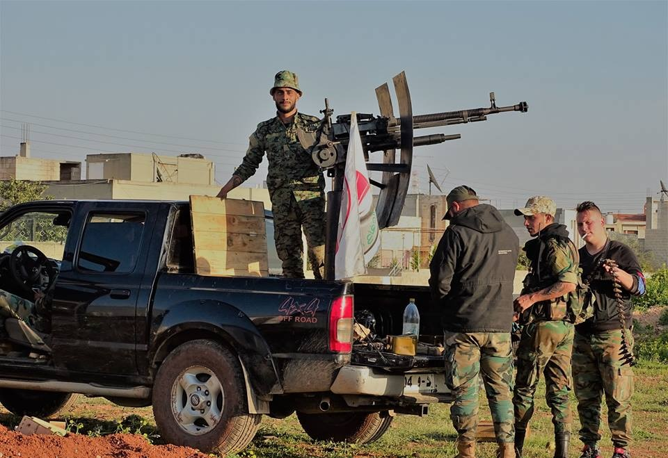Syrian Army Repels Another HTS Attack In Northern Hama Countryside