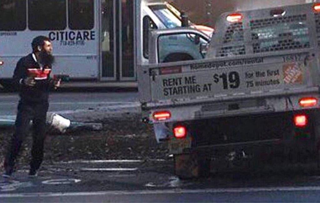 ISIS-inspired Truck-Ramming Attack Kills 8 In New York