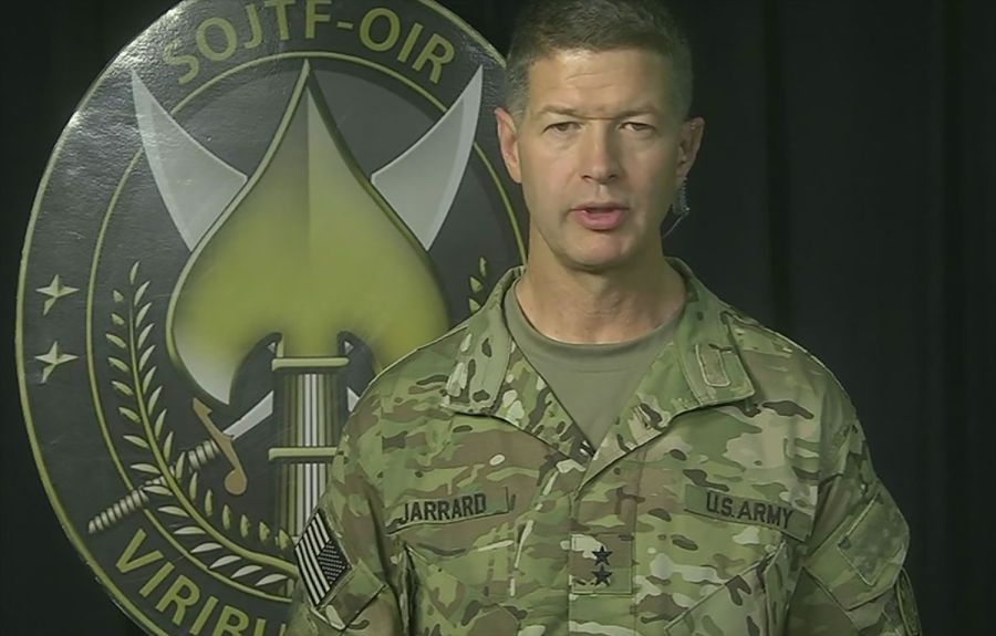 US Top General Accidentally Disclosed That There Are 4,000 American Troops In Syria