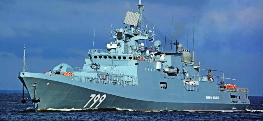 Russian Fleet PART 1: Towards a 'Frigate-Centric' Navy