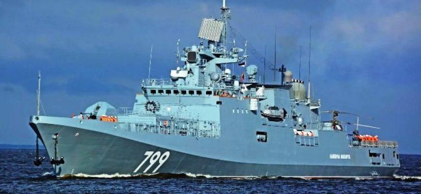 Russian Fleet PART 1: Towards a 'Frigate-Centric' Navy