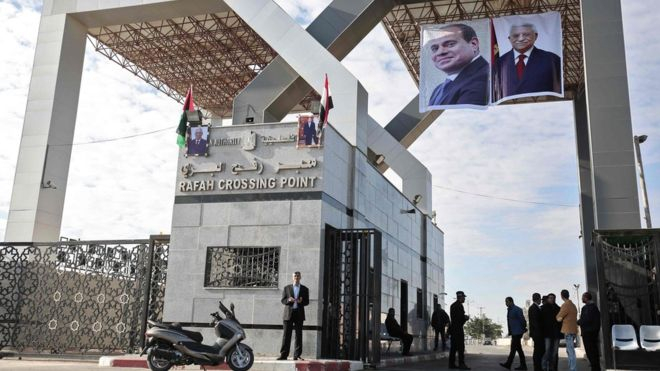 Hamas Hands Over Gaza Border Crossings to Palestinian National Authority