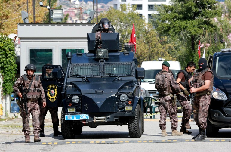 Turkey Cracks Down Large ISIS Network In Ankara: 111 Suspects Detained, 245 Arrest Warrants Issued